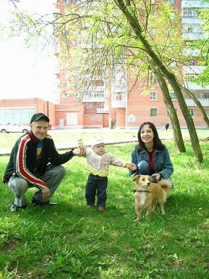 Фотография в фотоальбоме Семейные фото участников группы сообщества Родство (фото №95390)